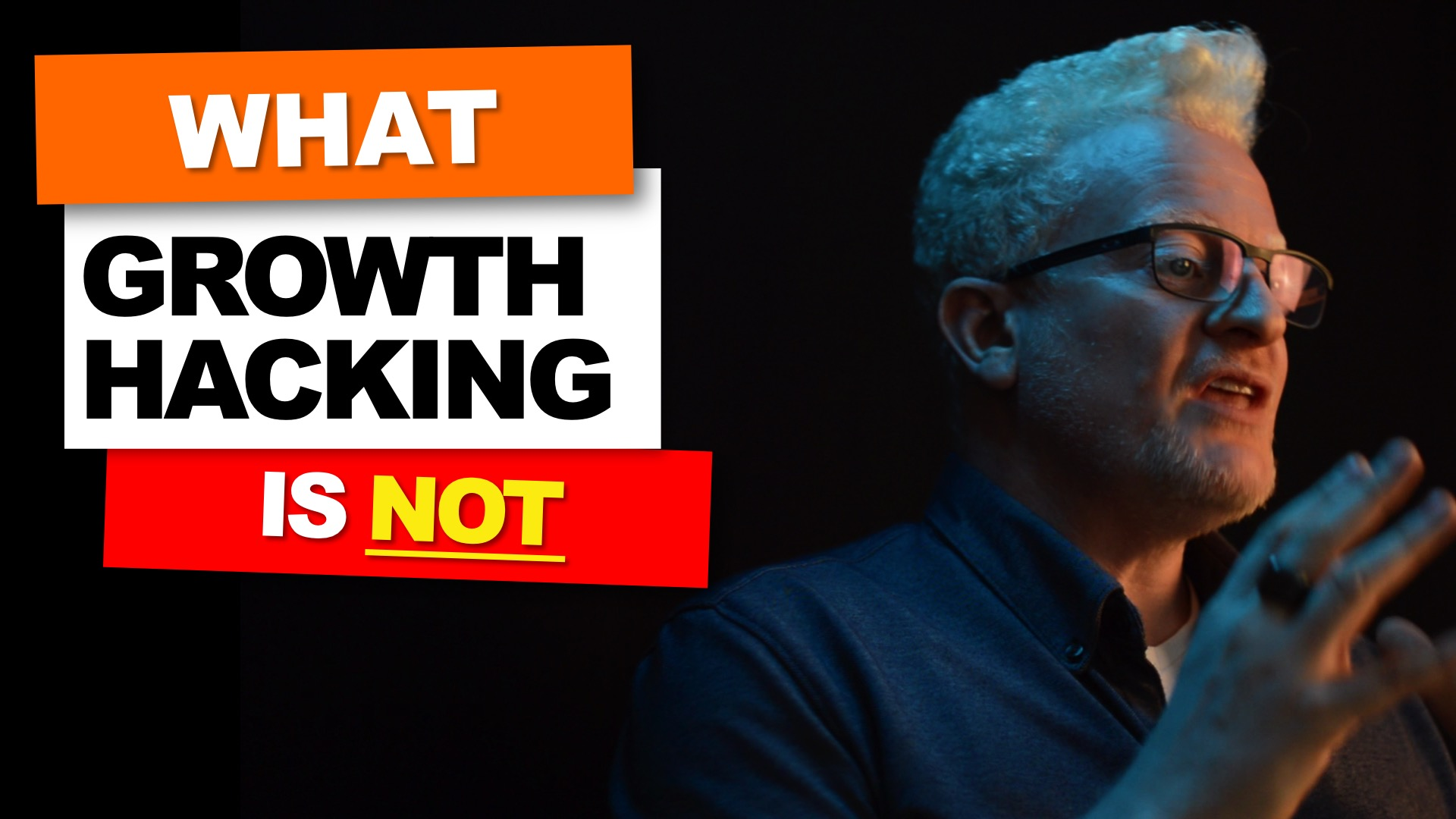What growth hacking is not