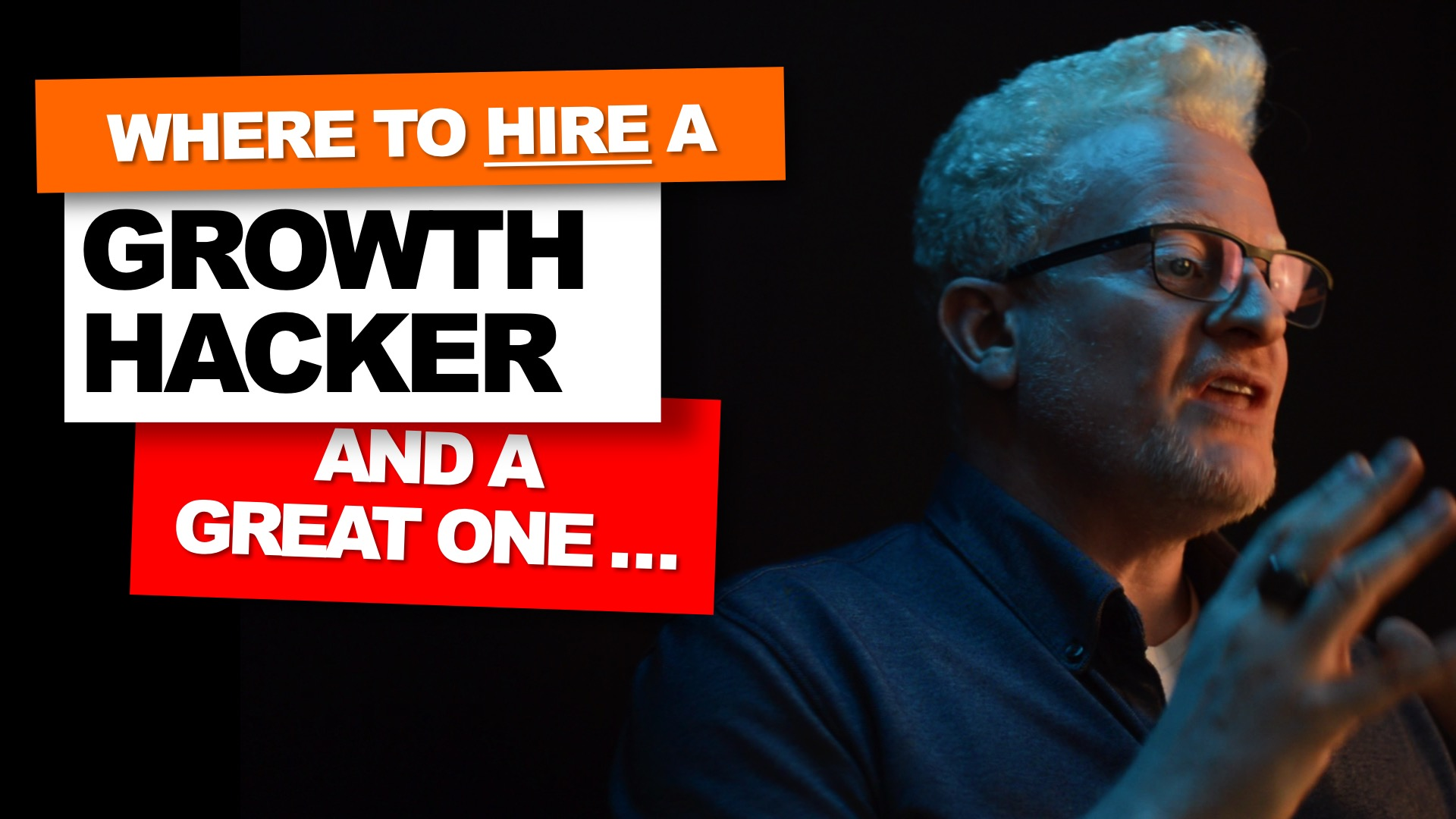 Hire a growth hacker