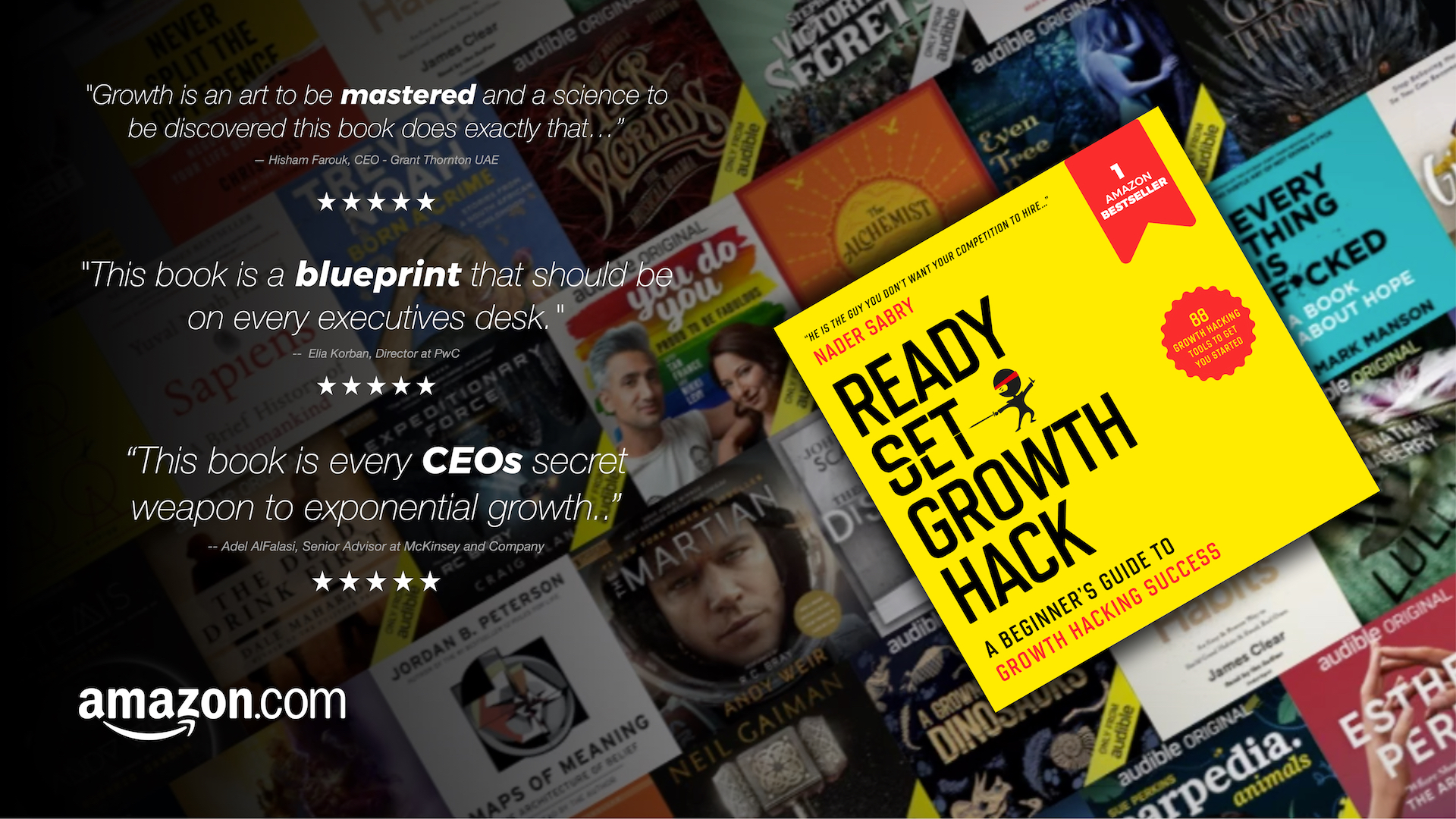 Ready Set Growth Hack